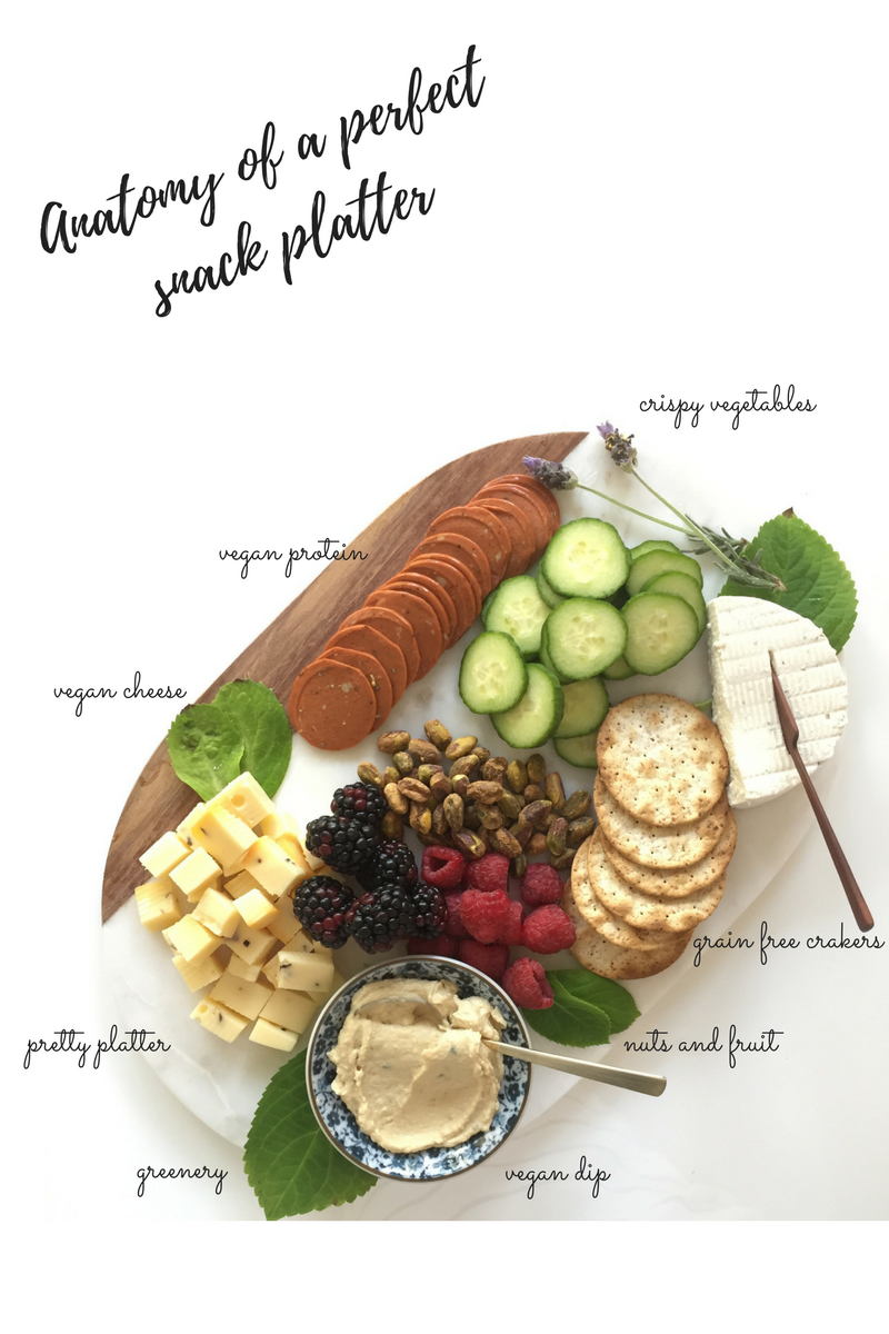 How To Put Together The Perfect Snack Platter Rezel Kealoha