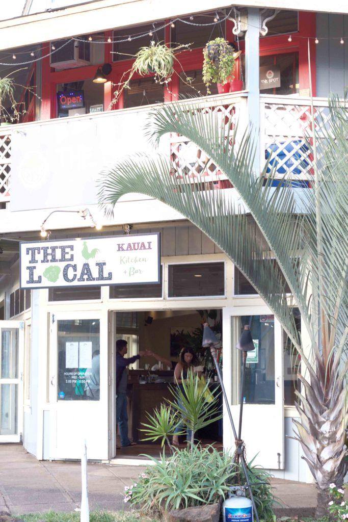 The Local Kauai