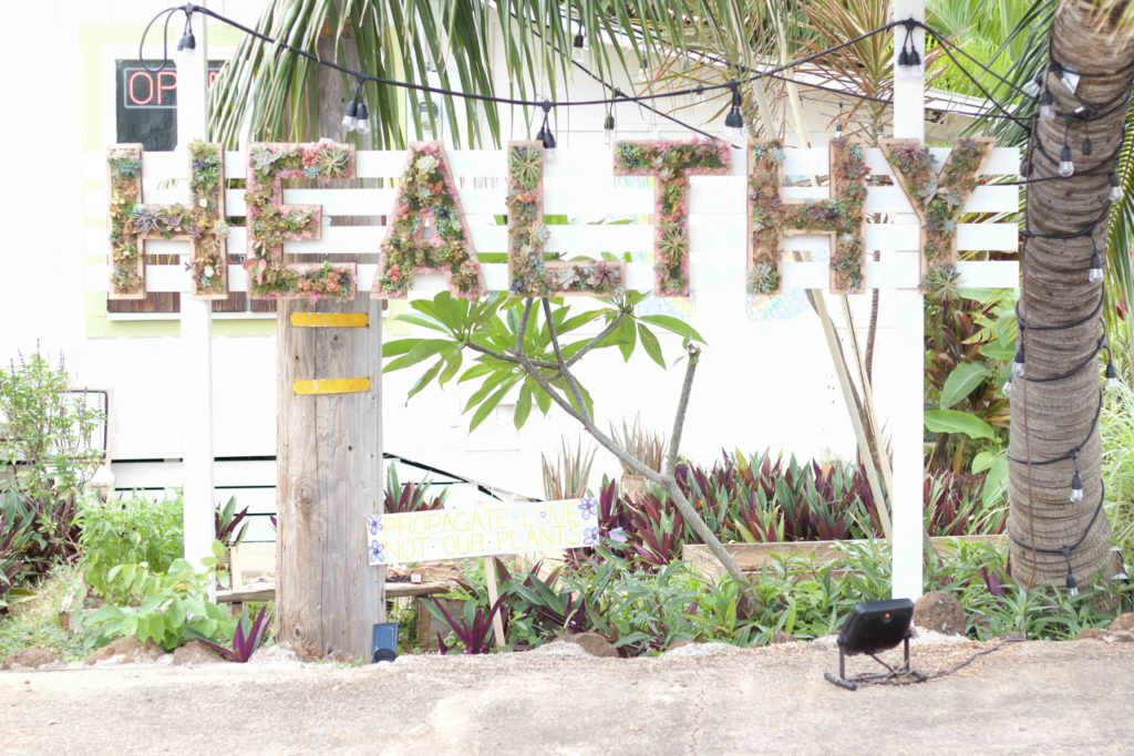 Eat Healthy Cafe Kauai
