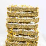 Golden Milk Protein Bars
