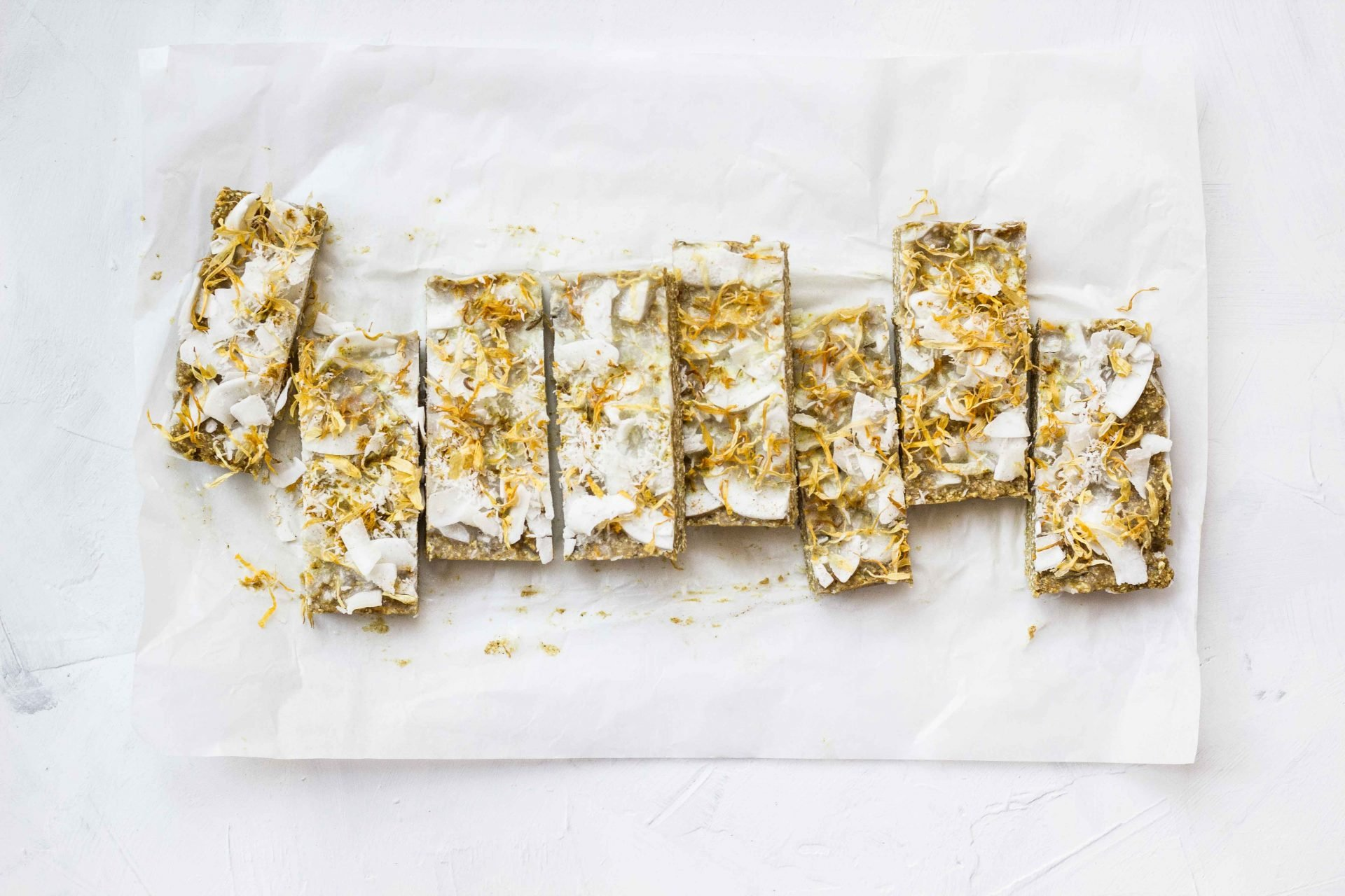 Golden Milk Protein Bars