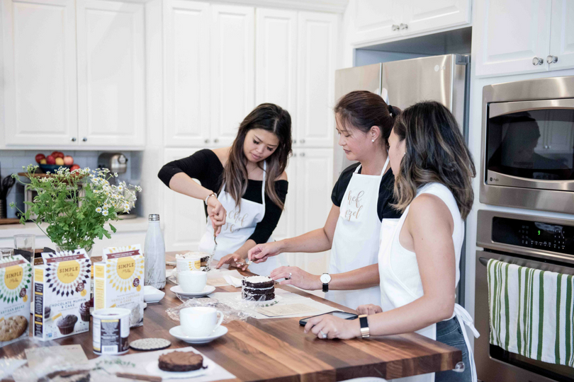 Rezel Kealoha Brunch and Baking Event with Simple Mills