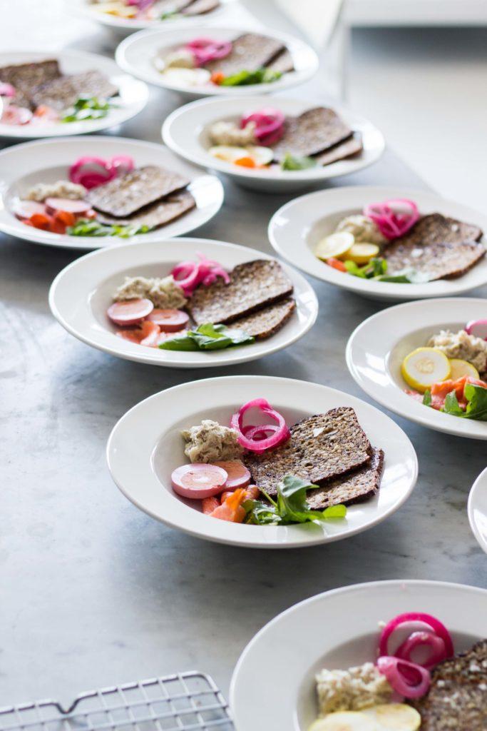 Sunday Suppers + Aran Goyoaga Food Capture Workshop Savory