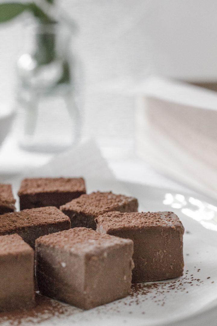 Miso Chocolate Truffles