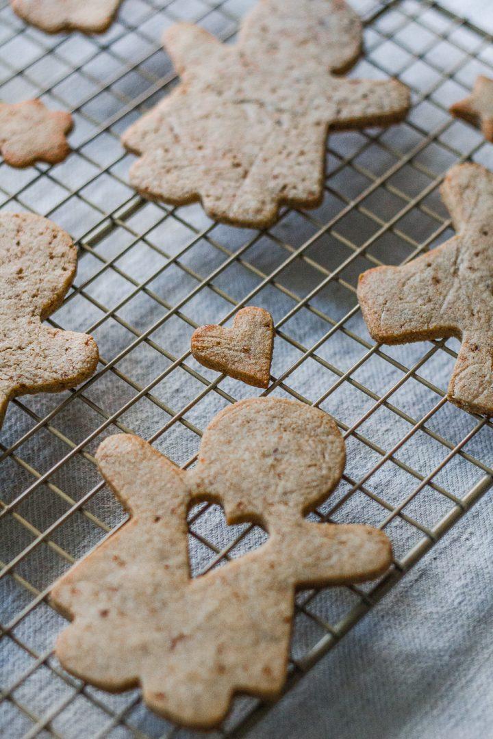 Christmas Tea Cookies