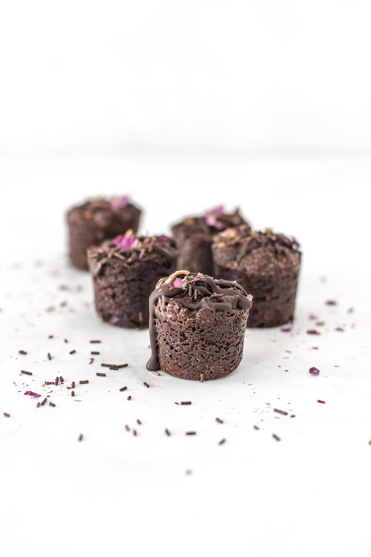 Copycat Healthy Bouchon Brownies