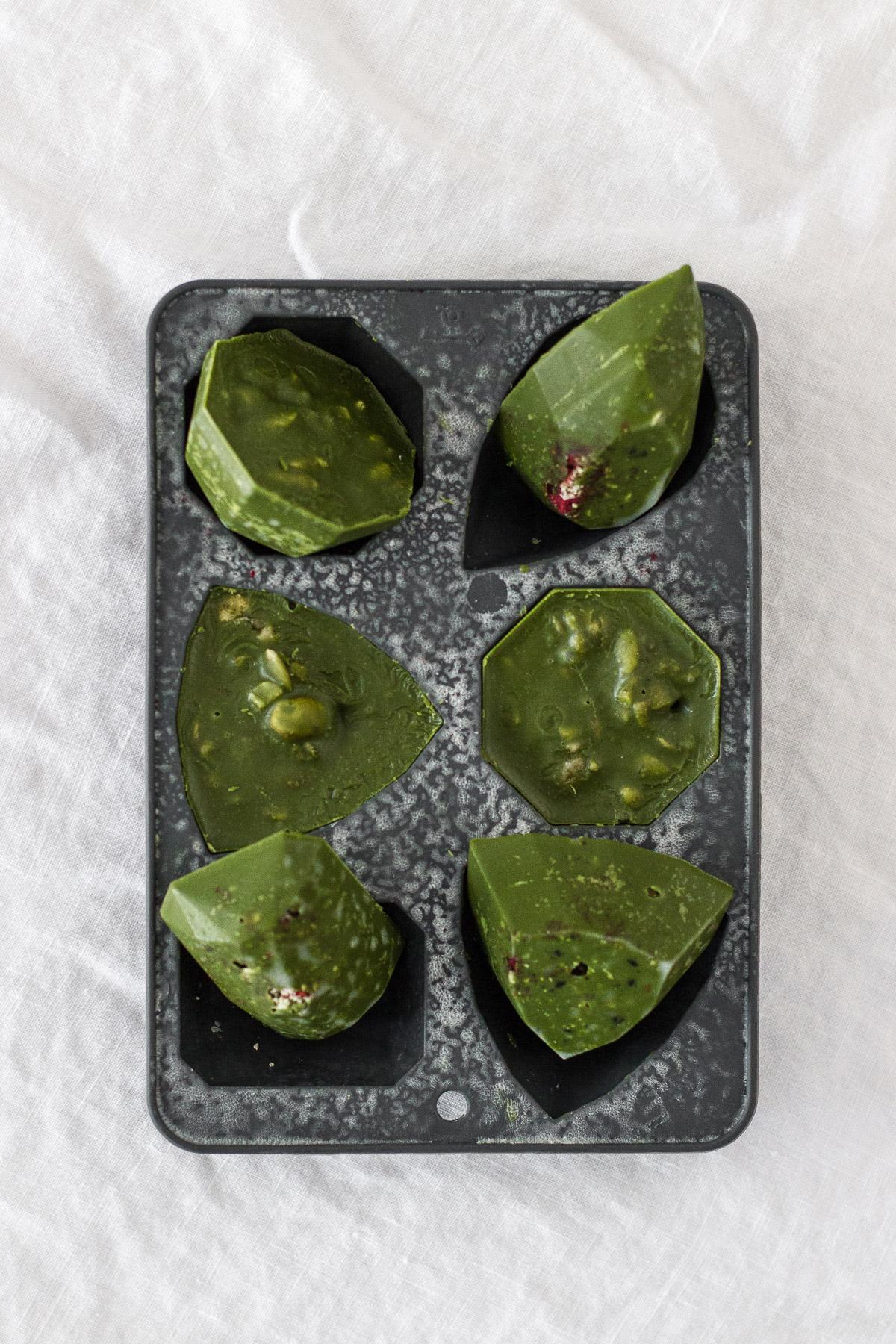 Matcha Gems