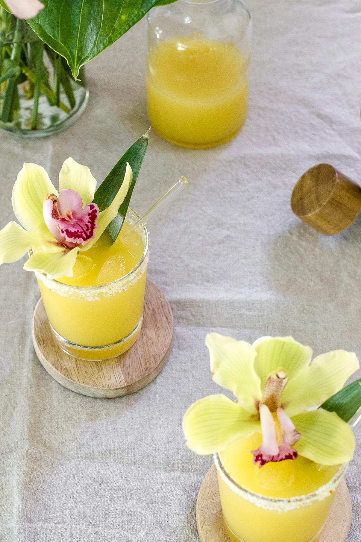 Pineapple Kalamansi Margarita