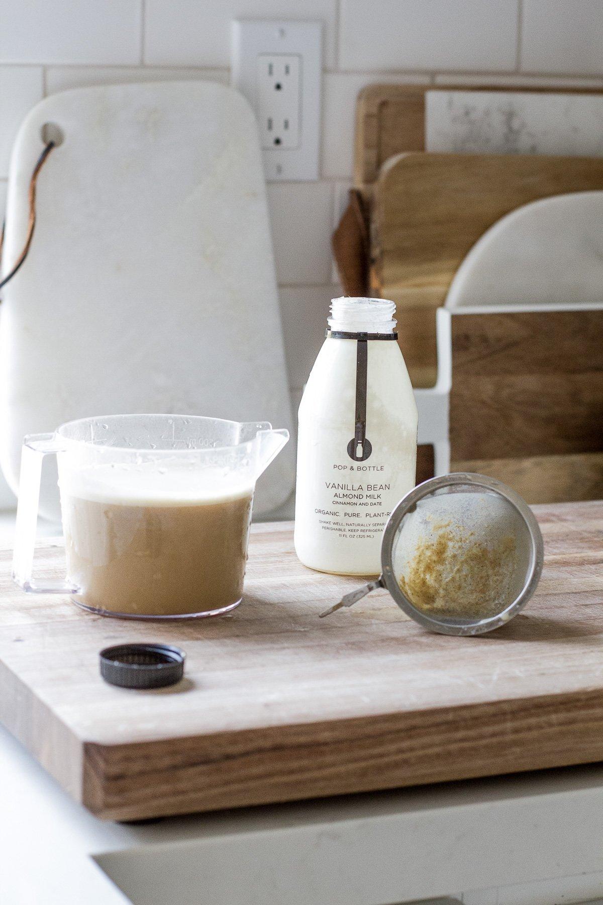 healthy leche flan
