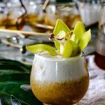 Pandan Infused Cold Brew Coffee