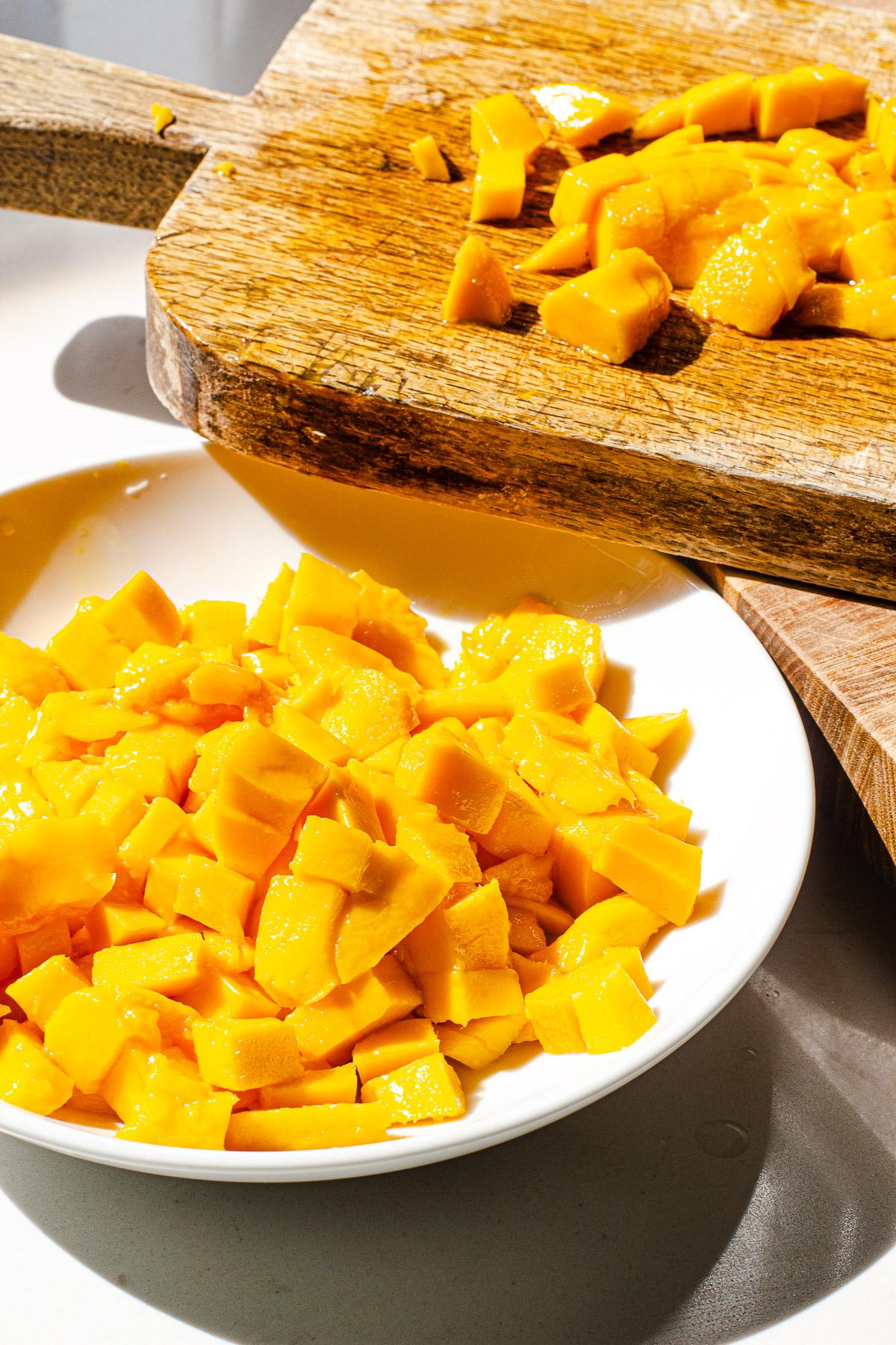 Matcha Mango Royale
