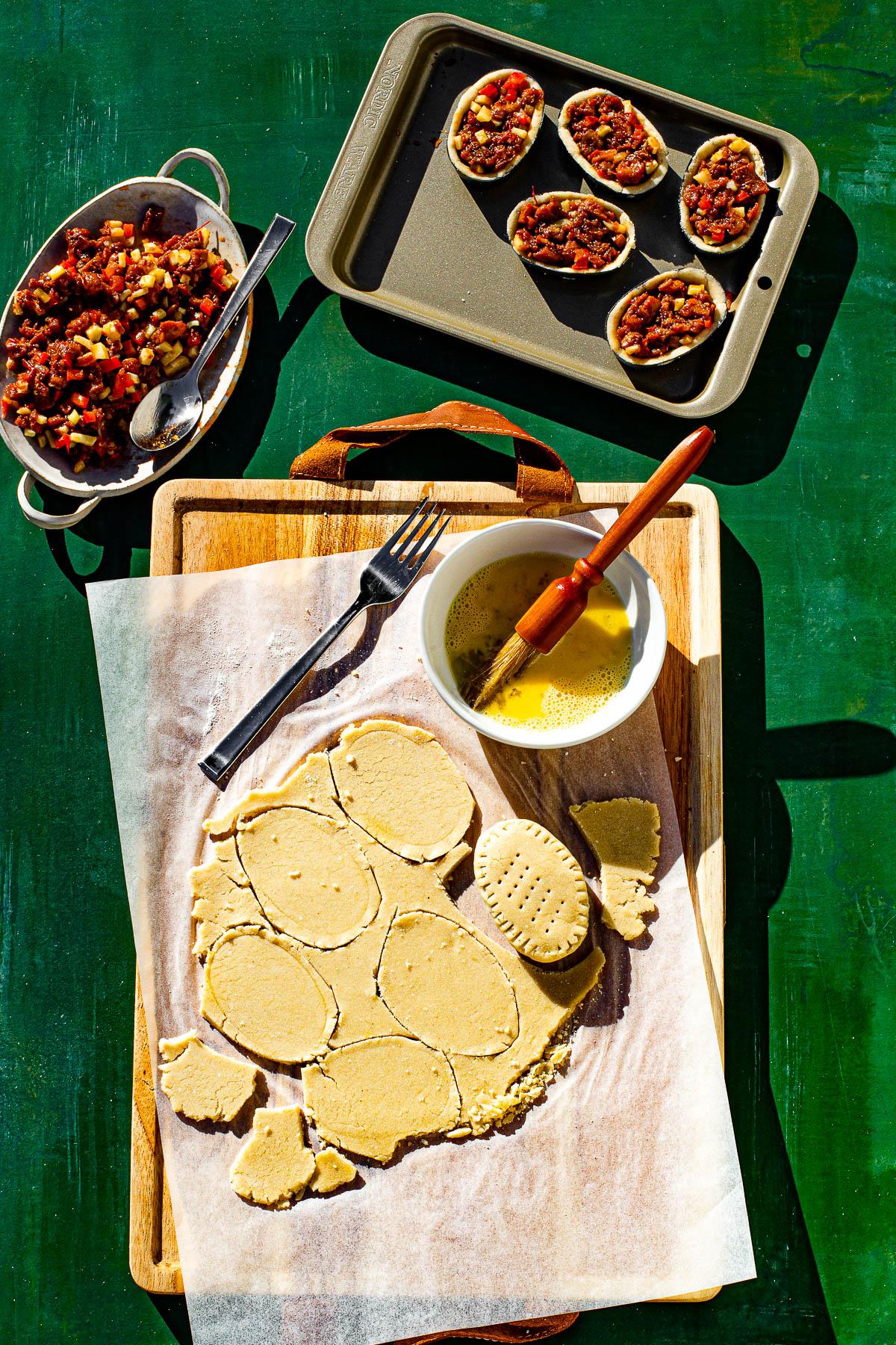 Paleo Filipino Menudo Meat Pie