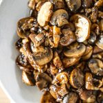 Filipino Feast - Adobo Mushrooms