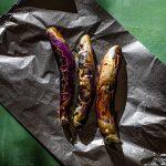 Ensaladang Talong Dip (Eggplant Salad Dip)