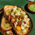 Patani (Lima Beans) On Toast - Bahay Kubo Cooking Series